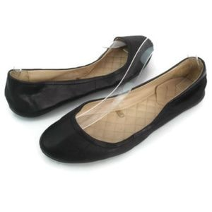 Zara Basic Women's Black Ballet Flats Size EU 38